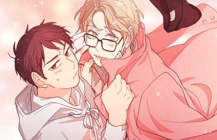 韩国漫画《教授你走开》转世投胎,来到曾经的初恋身边!